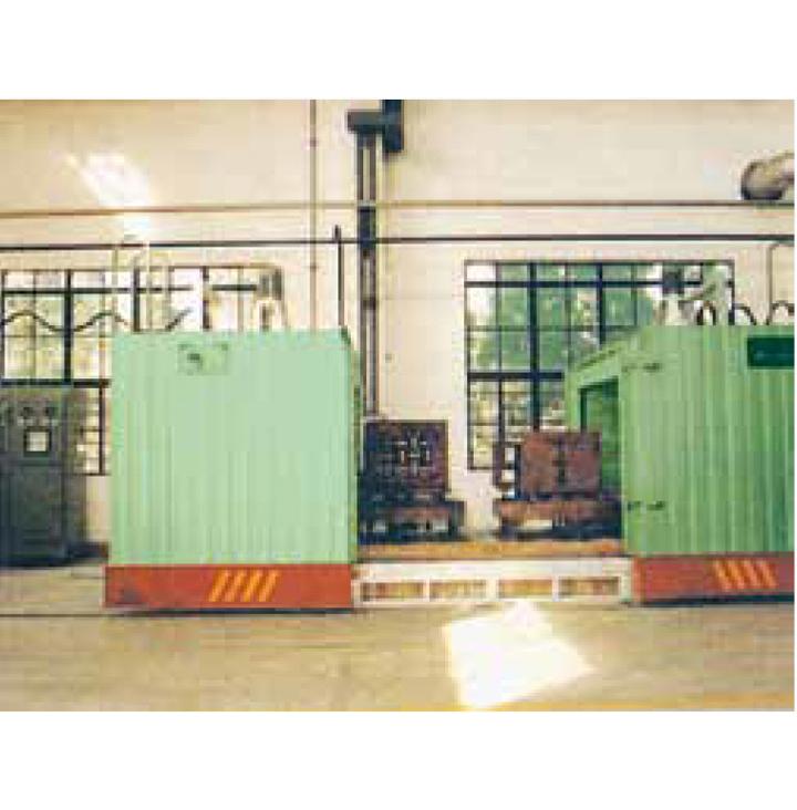 上海RBXD全纤维对开放式电阻炉