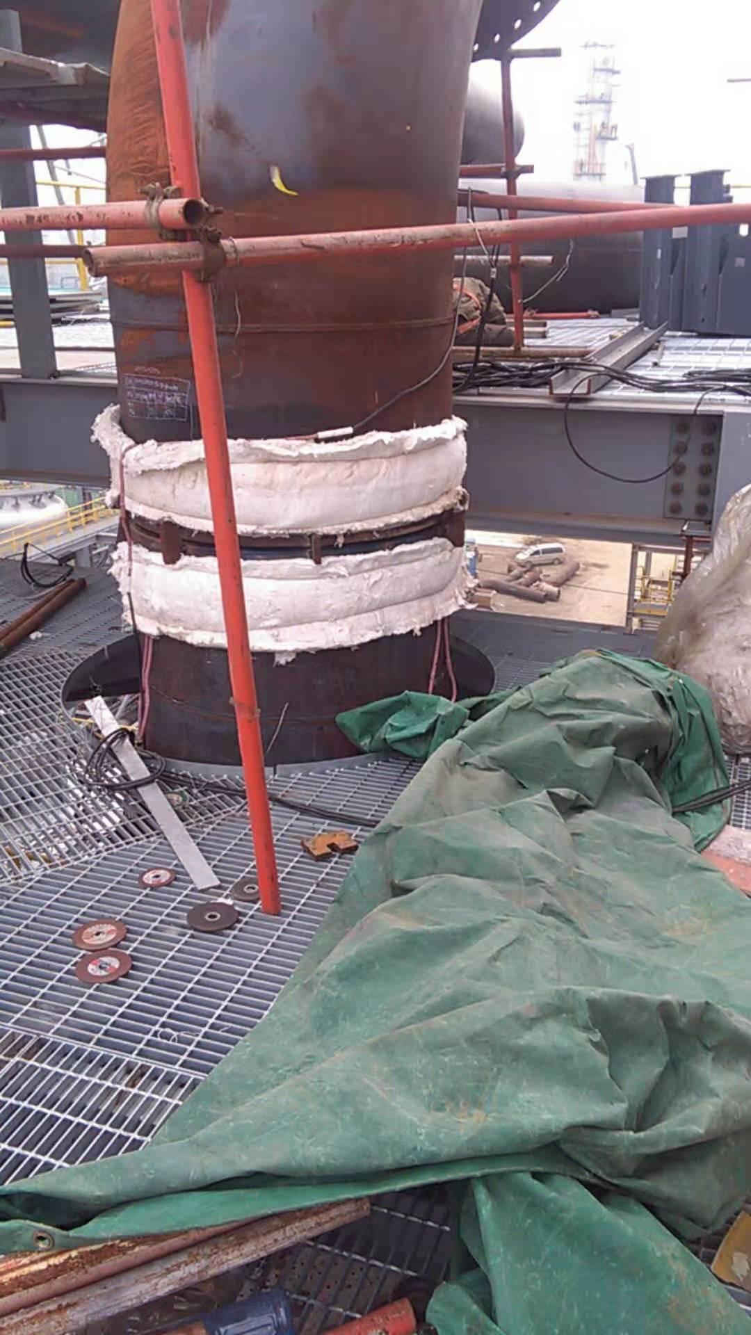 管道焊缝热处理